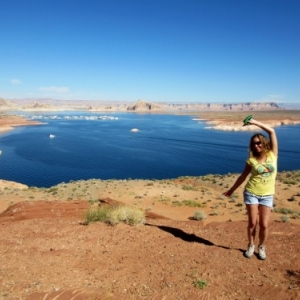 Photo 82  Lake Powell et alentours  USA