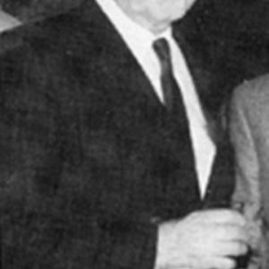Joseph Leenaerts à la fête annuelle de l'amicale du Collège Saint-Hadelin à Visé en 2002
