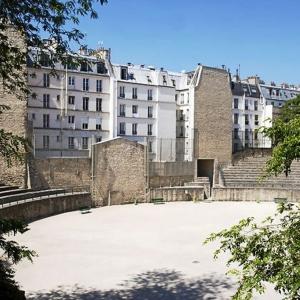 10. Paris   -  Les Arènes de Lutèce