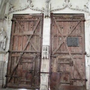 La cathedrale Sts Pierre et Paul de Nantes