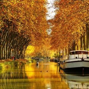 13  Le Canal du Midi
