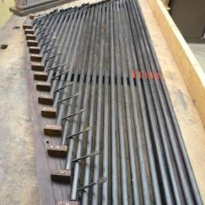 La manufacture d'orgues : un abrege pour l'eglise St Antoine de Padoue a Bruxelles