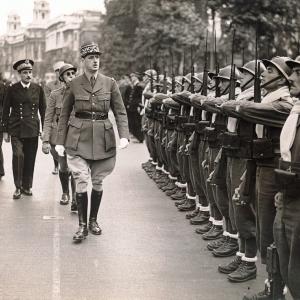 Le 14 juillet 1940