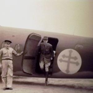 1943  Arrivée à Alger