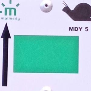 MDY 5 et son logo