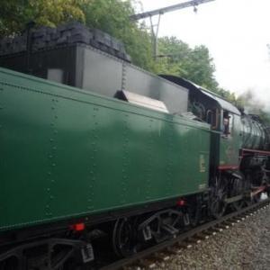 Le tender de la locomotive 29.013