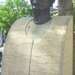 Jarnac = la ville de Mitterrand