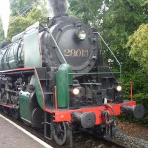 La locomotive 29.013