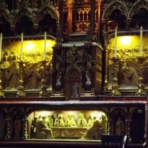 Le maitre - autel
