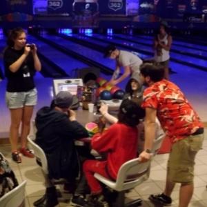 Tournoi de bowling