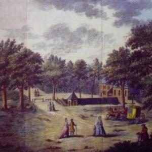 La fontaine de la Geronstere