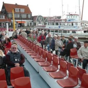 Volendam : toutes voiles dehors pour Merken !!