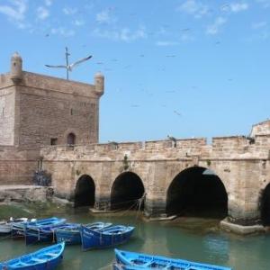 Port d'Essaouira et la Sqala