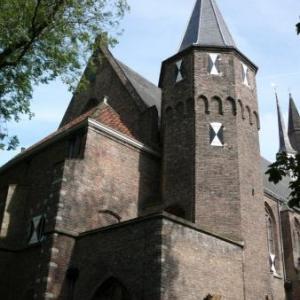 Delft : l'eglise wallonne de Delft