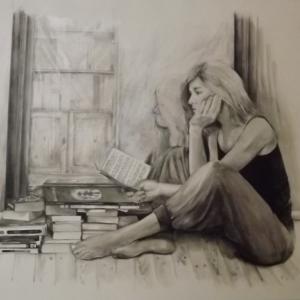 Peintures de Cynthia EVERS