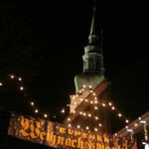 EUPEN   40ème anniversaire du Marche de Noel