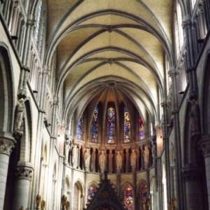 La cathedrale St Martin