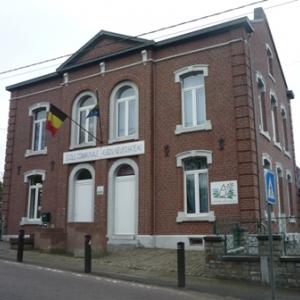 1. L'ecole d' Aubin - Neufchateau