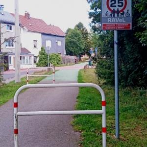 Parcours sur le Ravel ( ancienne Vennbahn )