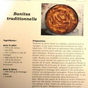 Une recette bulgare parmi d'autres ....