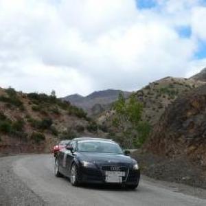 Maroc Prestige  Audi TT de 2007
