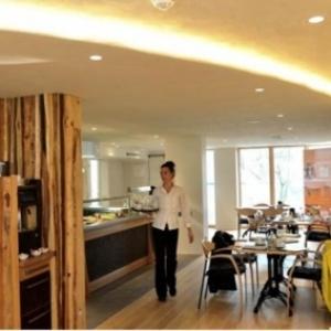 L'hotel Sleepwood a Eupen