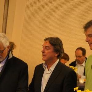 Les freres Dutilleux : Luc, Jean-Pierre et Philippe