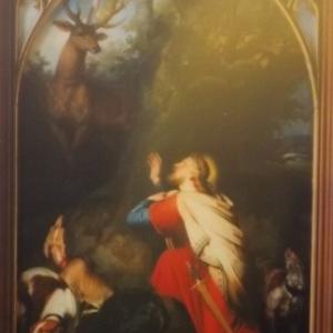 St Hubert, Patron des Chasseurs