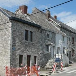 Serie de maisons ouvrieres