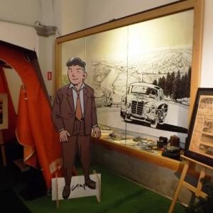 Exposition « TRACES DE GOMMES » au Malmundarium de Malmedy