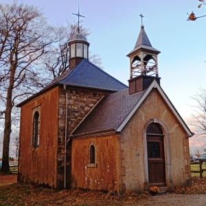 Retour à la chapelle Fischbach
