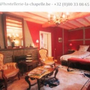 MALMEDY :  Hostellerie de la Chapelle