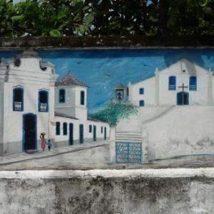 Goias : Decorations murales