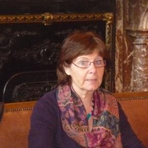 Intervention de Mme Delcourt, Presidente de la Croix Rouge Malmedy