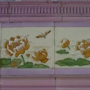 Decoration d'une cabine de soins ( conservee en l' etat ?? )