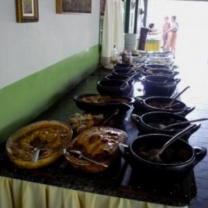 Goias : Restaurant Flor de Ipe