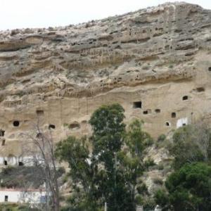 AW 020015 Cuevas del Almanzora : grottes habitees