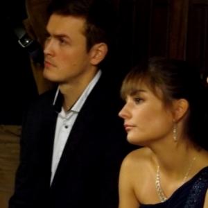 Julie VERCAUTEREN et Maxime Stepanov, pianiste accompagnateur