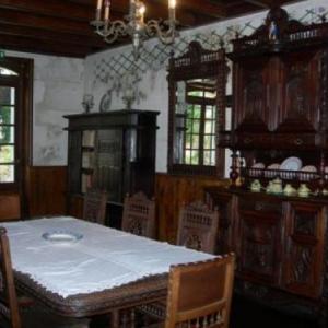 Maison natale : la salle a manger