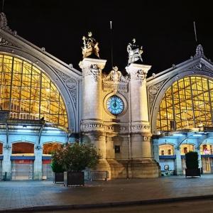 4. Gare de Tours ( Indre-et-Loire )