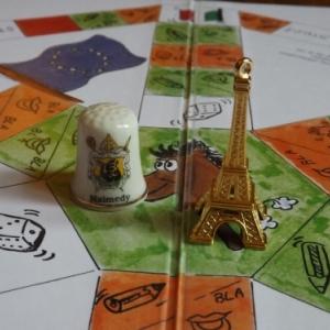 """Le jeu """" Les voyages de Ludo """""""