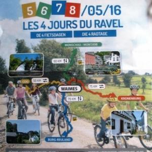Les 4 jours du Ravel en mai 2016