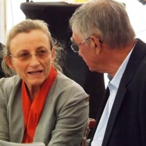 Mme HERBRAND, Presidente de Malmedy Gym