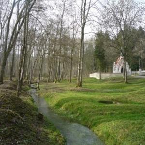 La chapelle de Bezonvaux