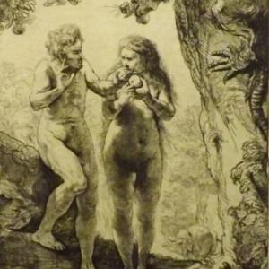 Adam et Eve ( 1638 )