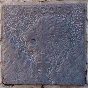 L'emblème des Maquisards du Vercors