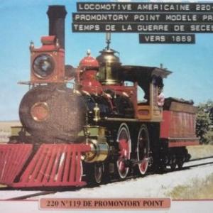 Locomotive americaine