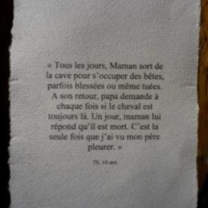 """Exposition """" Cantons de l'Est dans la tourmente """""""