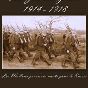 Des wallons prussiens morts pour le Kaiser