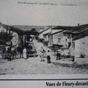 Vues de Fleury-devant-Douaumont